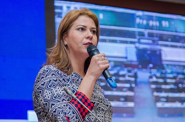 Valéria Macedo pede instalação do CTA em Imperatriz