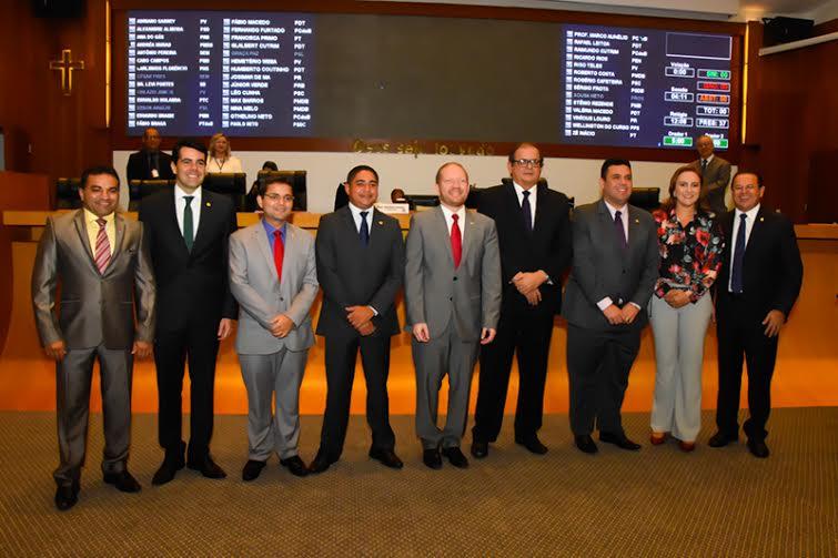 Plenário elege nova Mesa Diretora da Assembleia Legislativa do Maranhão