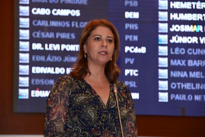 Deputada Valéria realizará audiência pública sobre formação em Enfermagem EaD