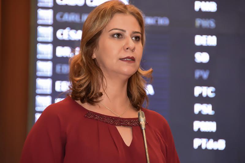 Valéria Macedo pede retorno de sinal de telefonia móvel para a zona rural de Carolina