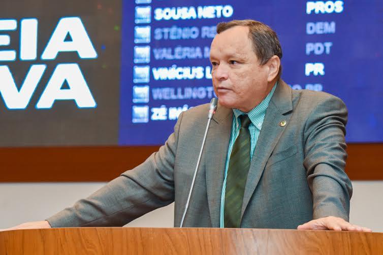 Paulo Neto nega a informação de que seja contra a plantação de soja no Baixo Parnaíba