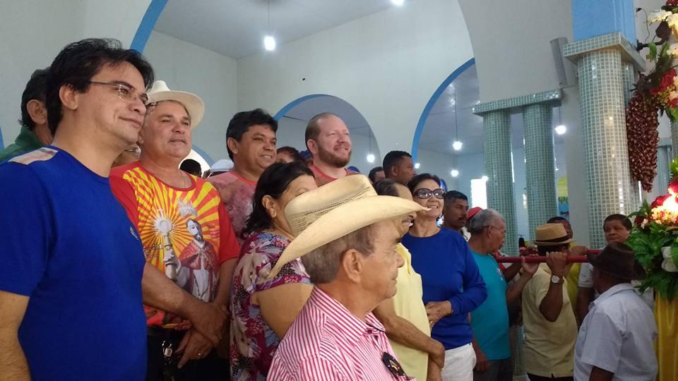 Vargem Grande abre Festejos de São Raimundo dos Mulundus com apoio de Othelino