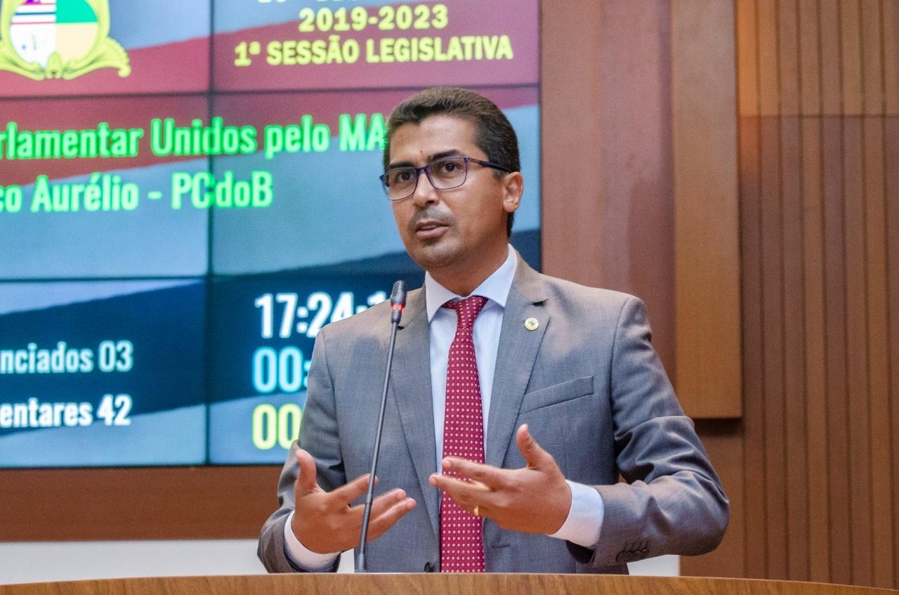 Assembleia Legislativa do Estado do Maranhão - Professor