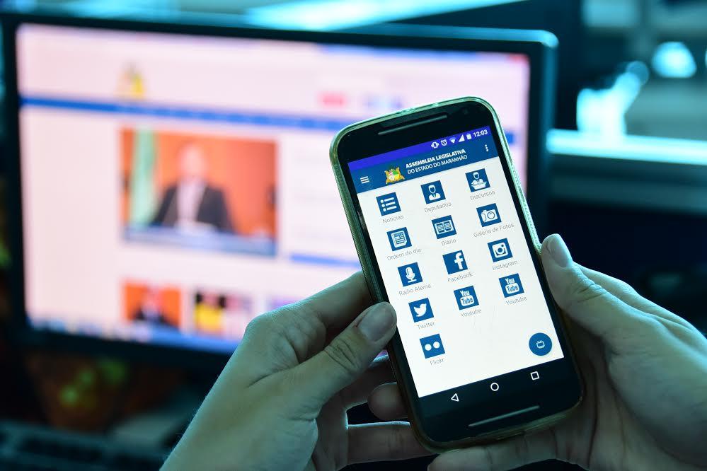 Assembleia Legislativa lança aplicativo para celulares e tablets
