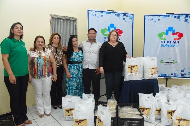 Grupo de Esposas de Deputados Estaduais divulga balanço de ações do mês de março