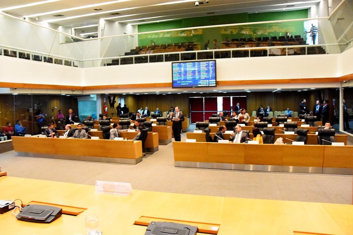 Plenário aprova projetos de lei de incentivo ao desenvolvimento socioeconômico do Maranhão