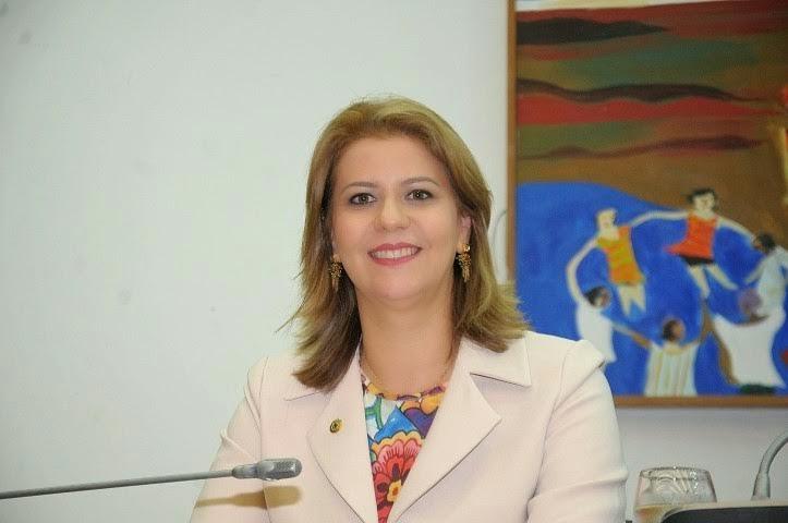 Valéria Macedo solicita ampliação do Mercado Municipal da cidade de Codó