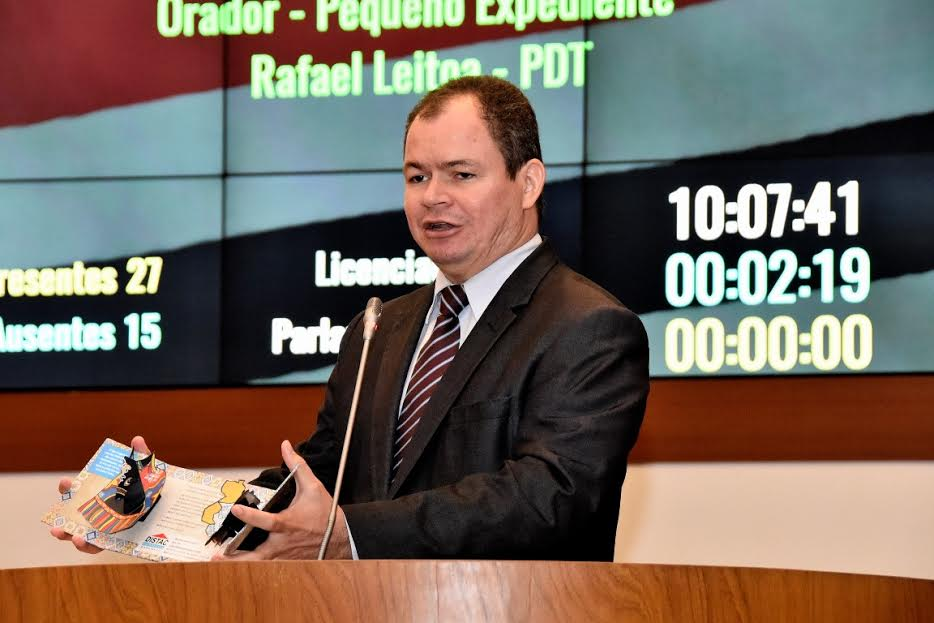 Rafael Leitoa destaca avanços na administração de Timon, comprovados no Datafolha