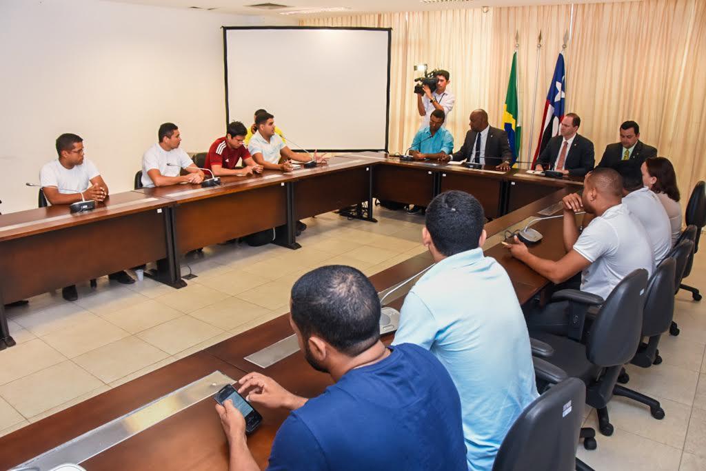 Comissão de Segurança discute situação de excedentes do concurso da Polícia Militar