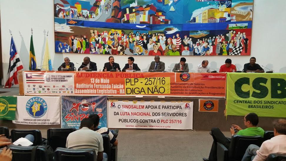 Júnior Verde manifesta apoio a servidores públicos contra PL 257