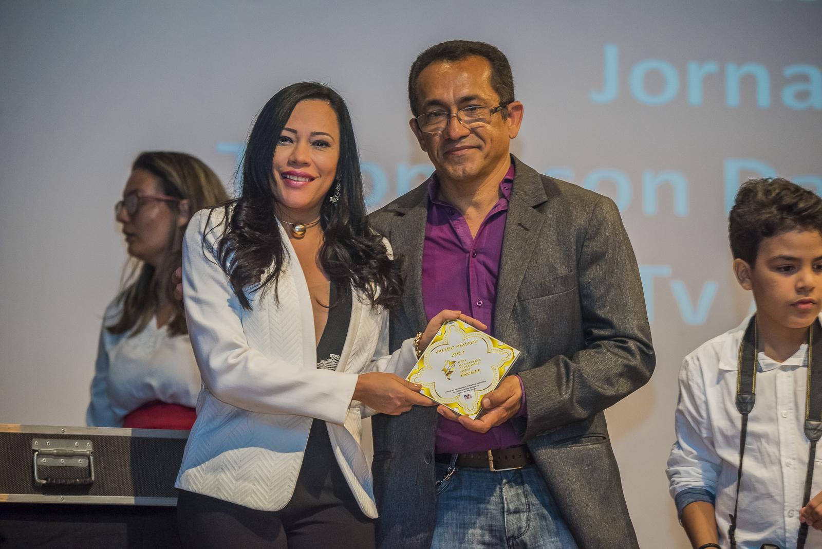 TV Assembleia recebe o Prêmio REMADD pelo segundo ano consecutivo
