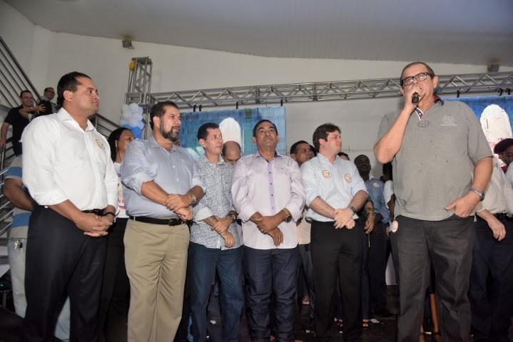 Presidente Humberto Coutinho prestigia encontro do PDT em Paço do Lumiar