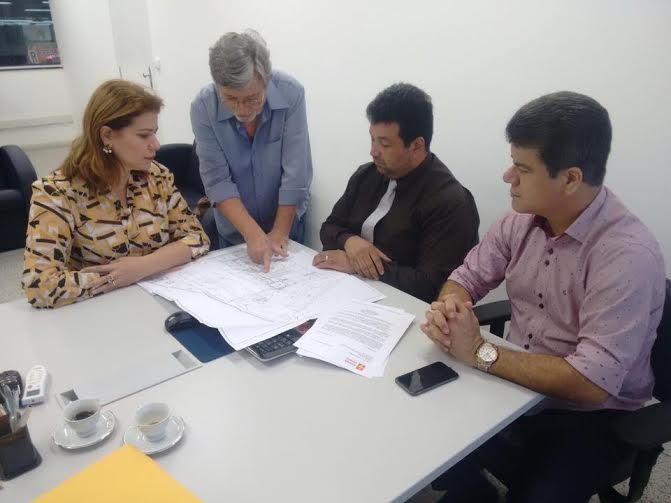 Valéria solicita implantação dos Programas do Sistema SAF na região Tocantina