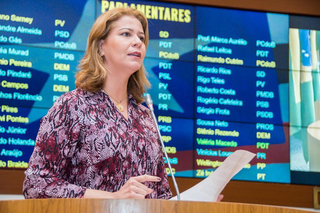 Valéria Macedo fala sobre a decisão do STF e a volta de Deoclides Macedo à Câmara Federal