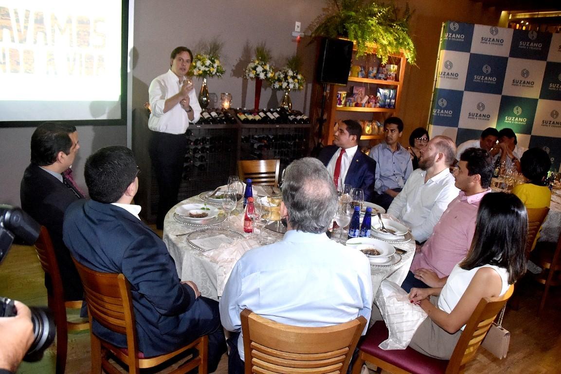 Grupo Suzano apresenta novos projetos de expansão no Maranhão aos deputados e dirigentes da Assembleia