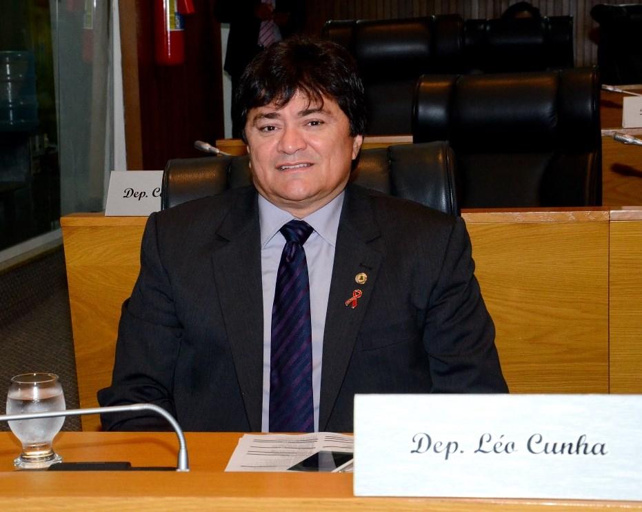 Deputado Léo Cunha propõe implantação de Distrito Industrial em Governador Edison Lobão