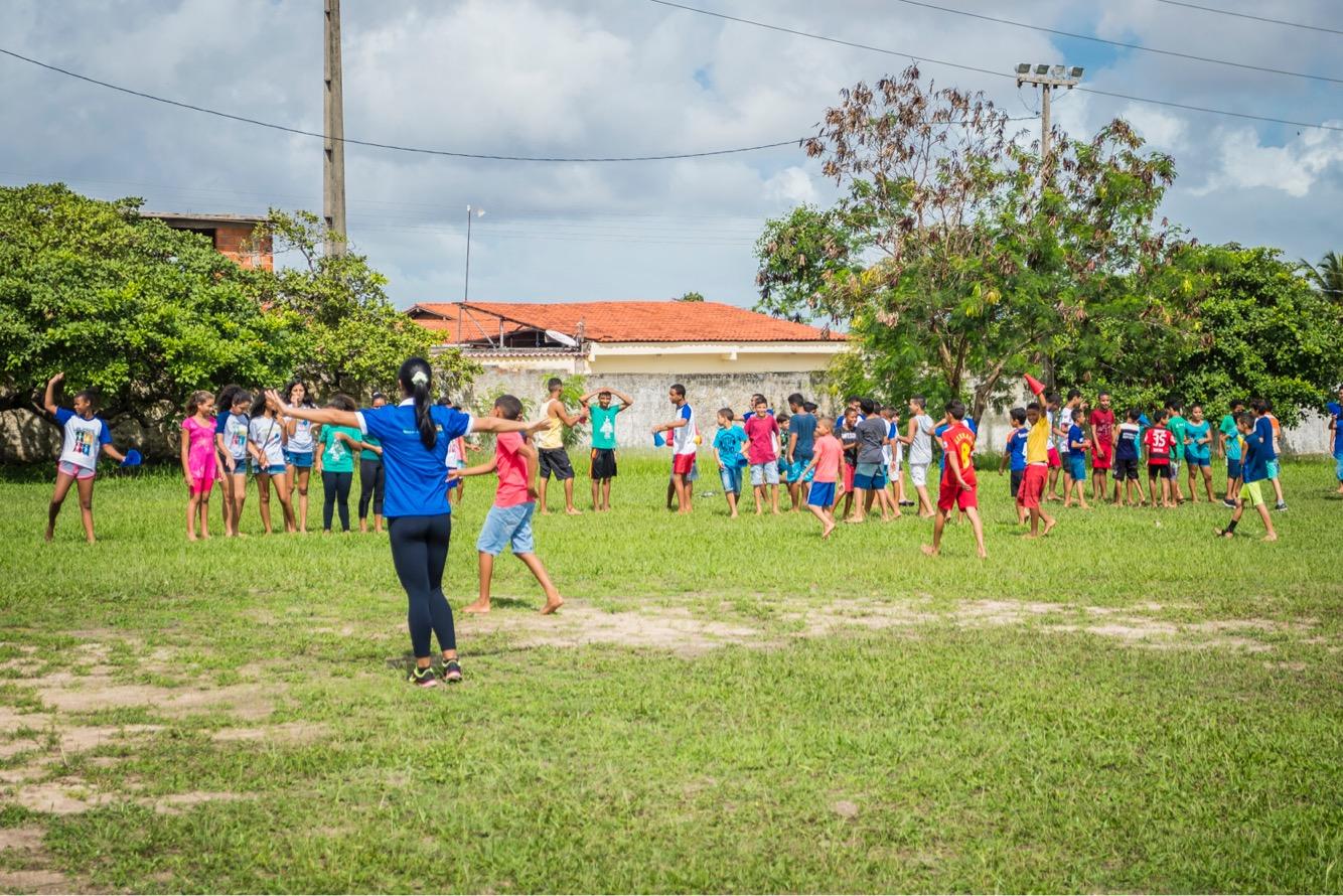 Gedema reinicia atividades esportivas e culturais do Programa Sol Nascente