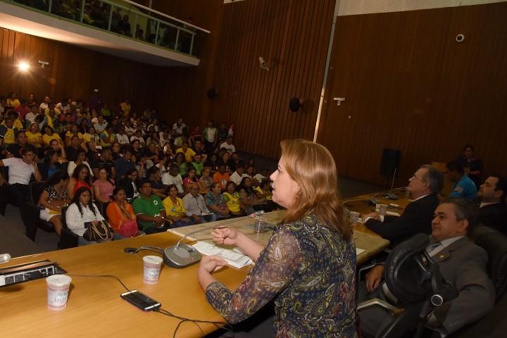 Comissão de Saúde debate proposta de contrapartida do Governo para os Agentes Comunitários de Saúde