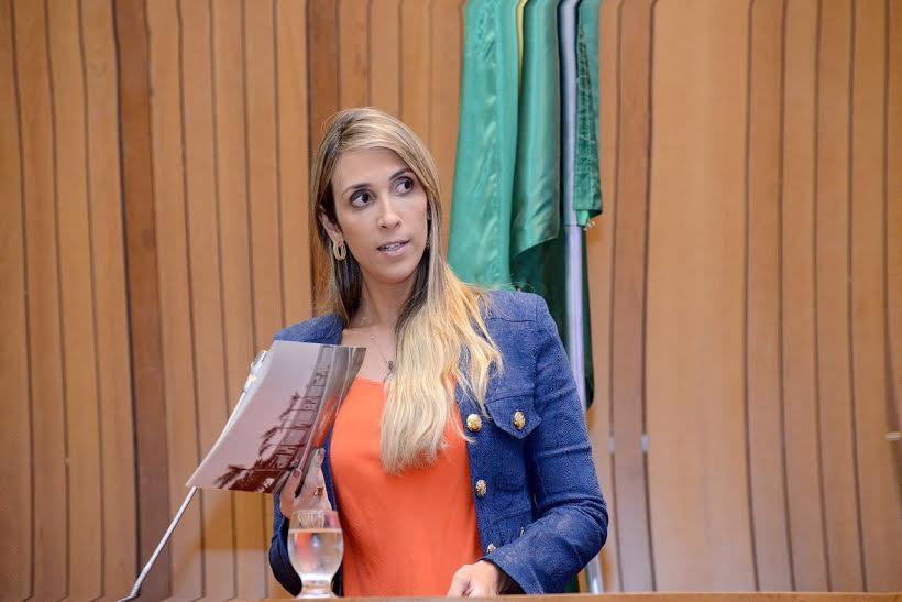Andrea Murad oficializa pedido de informações sobre viagens de Flávio Dino a Brasília