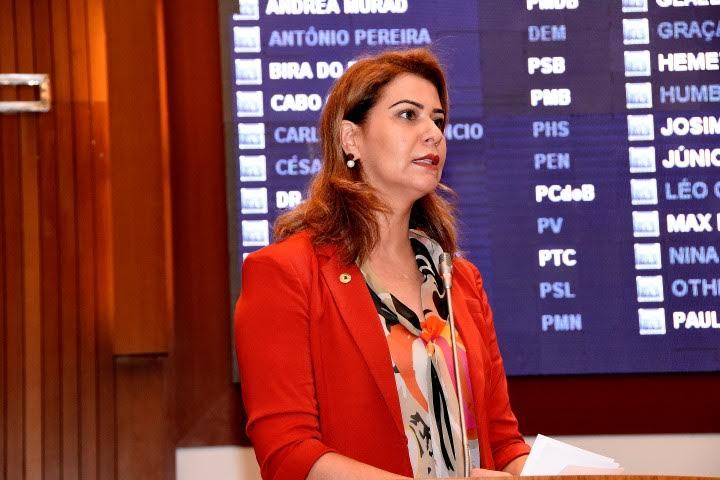 Valéria Macedo pede Farmácia de Medicamentos Especializados para o município de Imperatriz