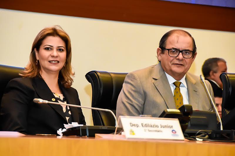 Valéria Macedo solicita novamente Delegacia da Mulher em Estreito
